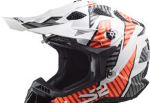 7-up For Ls2 Subverter Mx Helmet