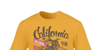 New Biker Products Added To Biker T-shirt Shop – California Rider