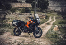 Out Now: The New Ktm 1290 Super Adventure S