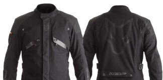 Wolf Fortitude Laminated Jacket, Jean And Glove