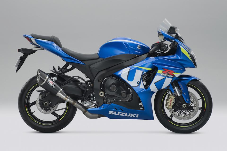 0% Finance And £1 Deposit Available On All Gsx-r Models