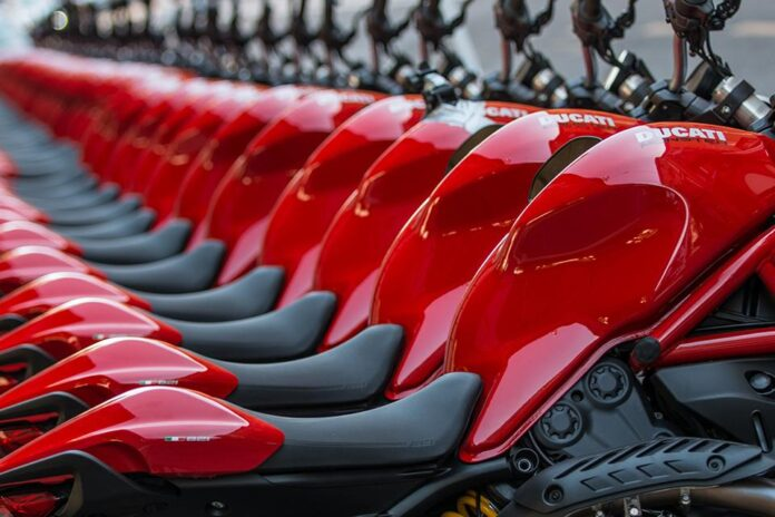 Another Record Year For Ducati With 45,100 Bikes Sold In 2014
