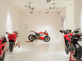Borgo Panigale Experience: The Ducati Museum Reopens On 21 May