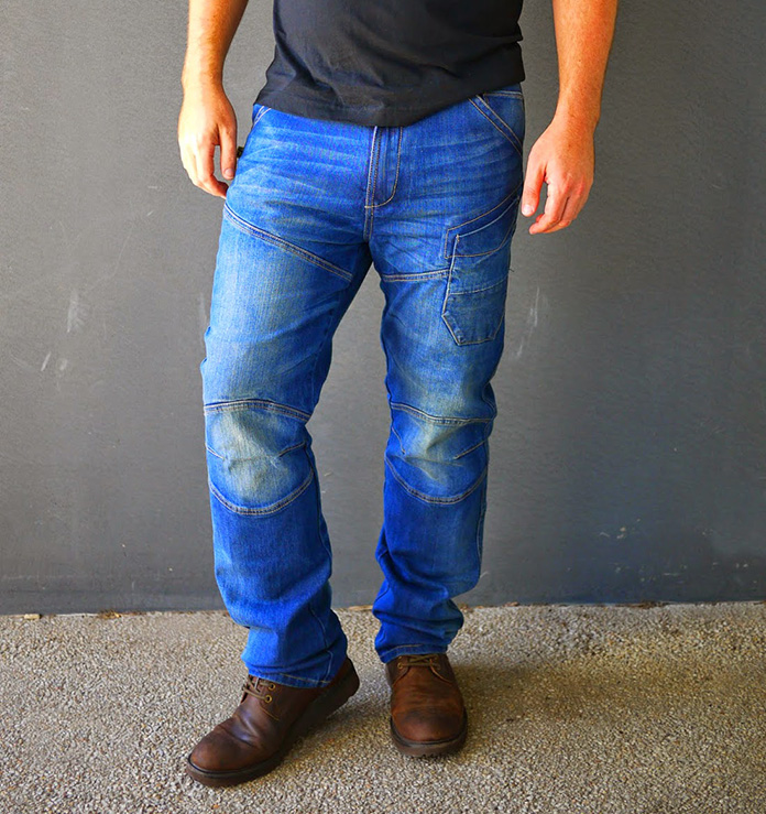 Draggin' Razzo Jeans Offer Serious Style And Substance