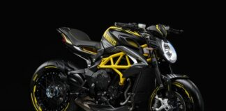 Dragster 800 Rr Pirelli The Latest Creation From Mv Agusta And Pirelli Design