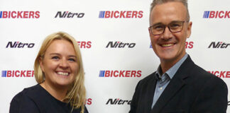 Full Speed Ahead For Nitro Helmets And Bickers