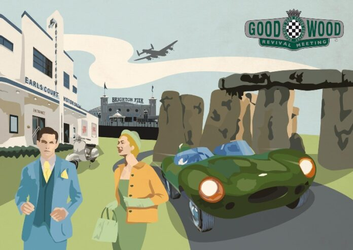 Goodwood Revival Brings Stonehenge To West Sussex This September