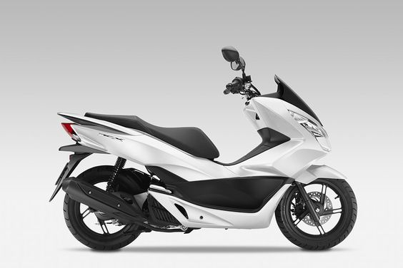 Honda Pcx125 Receives Host Of Upgrades For 2014