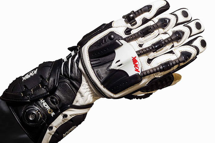 Knox Handroid Gloves Now Ce Approved