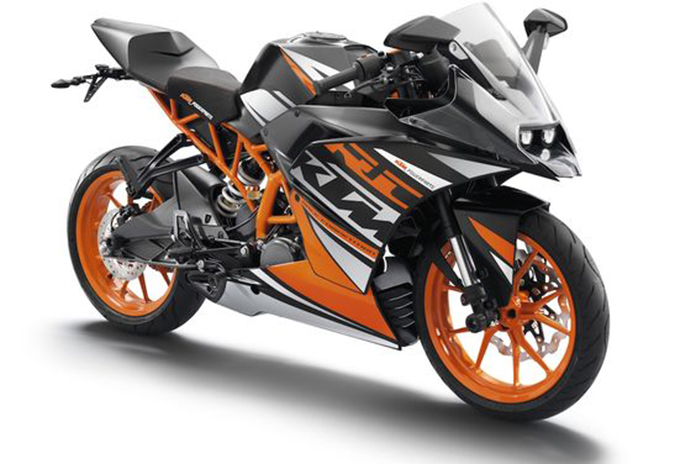 Ktm Rc 125: Now With Free Powerparts Pack