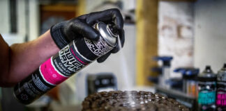 Muc-off Launches New High-pressure Quick Drying Chain Degreaser