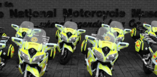Michelin Gives Back To Blood Bikers