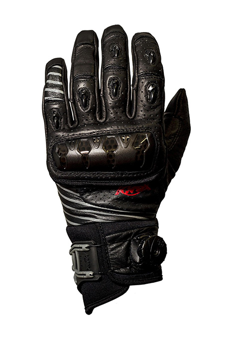 New Knox Orsa Leather Hand Armour