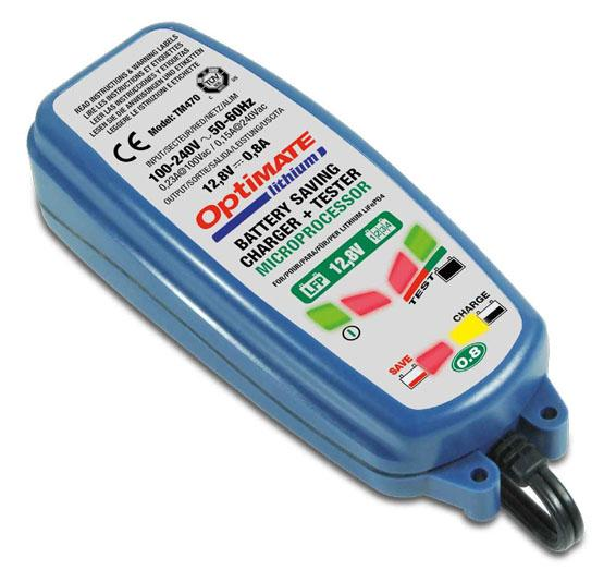 New Optimate Lithium 0.8 Protects And Saves
