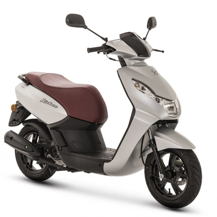 Peugeot Kisbee Is Europe's Number 1 Scooter (again)