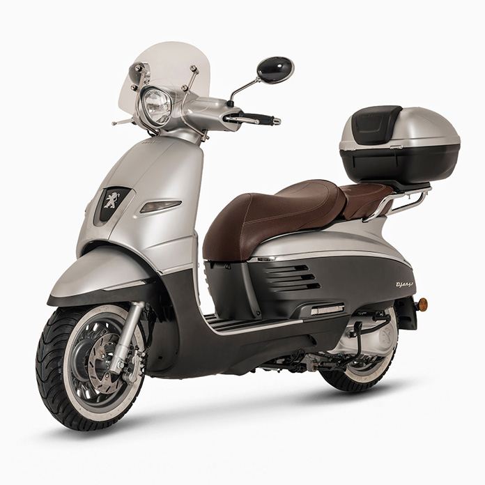 Peugeot Announce Prices For Django Scooter