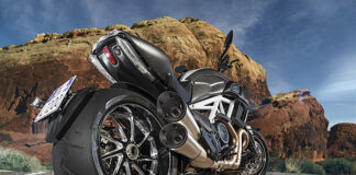 Simultaneous Public Premières In Rome And Dortmund For The New Ducati Diavel