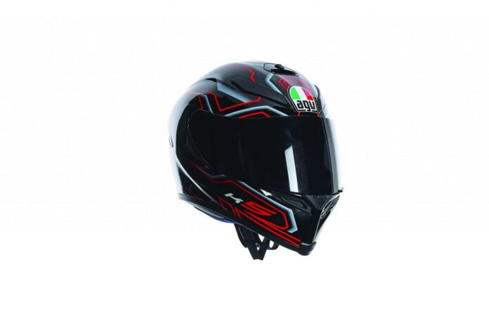 The K-5 Is Most Highly Anticipated Helmet Of The 2015 Agv Collection, And Is Now Available