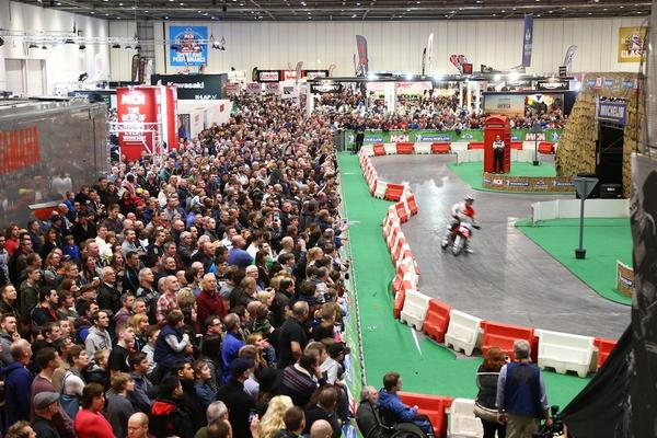 The Ideal Xmas Present For Any Biker – A 2015 London Motorcycle Show Ticket!