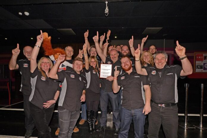 Triumph Celebrates Best Of The Best At Dealer Conference