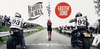 Yamaha Faster Sons Is Back In Biarritz For Wheels And Waves 2018