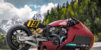Appaloosa V2.0 To Be Unleashed At 2020 Baikal Mile Ice Speed Festival