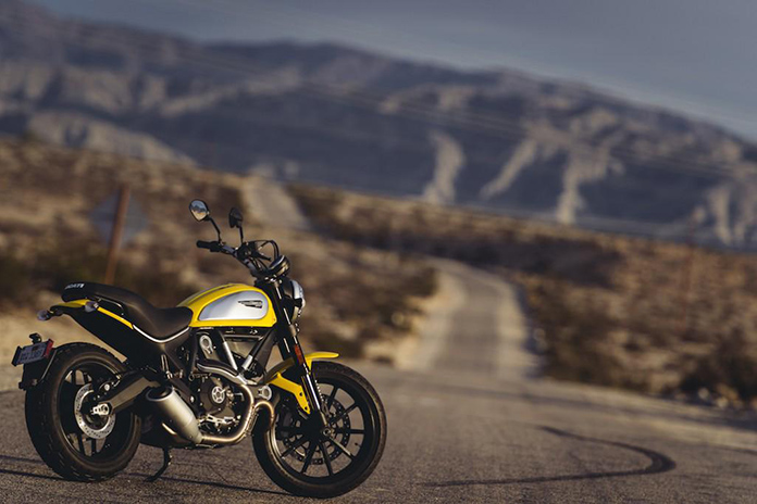April 2015 Record Sales Month In The History Of Ducati Motor Holding