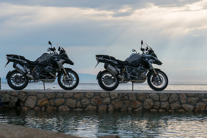 Bmw R 1200 Gs Range Tops The Sales Charts In 2016