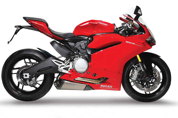 Buy A New Ducati 959 Panigale And Get A Ducati Trioptions Cup Accessory Kit For Just £1,500
