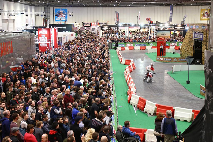 Carole Nash Mcn London Motorcycle Show Returns To The Capital On 12-14th February