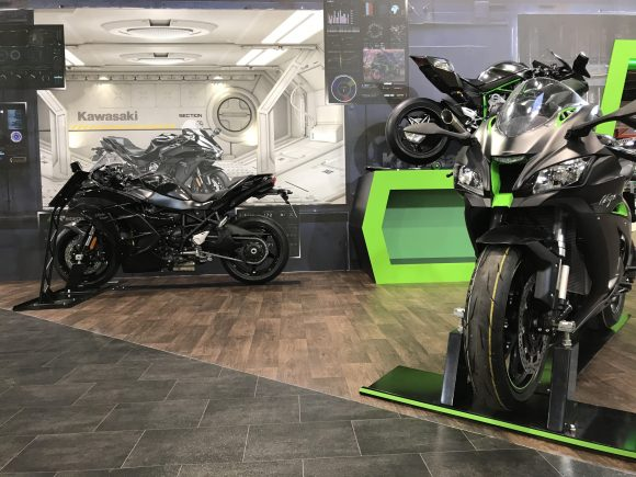 Kawasaki Excited To Return To Motorcycle Live
