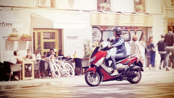 New Entry-level Yamaha Urban Scooter: Nmax