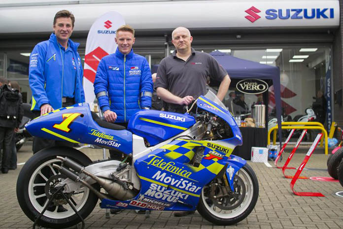 Open Days Mark Suzuki Appointment Of Via Moto And Youles Motorcycles