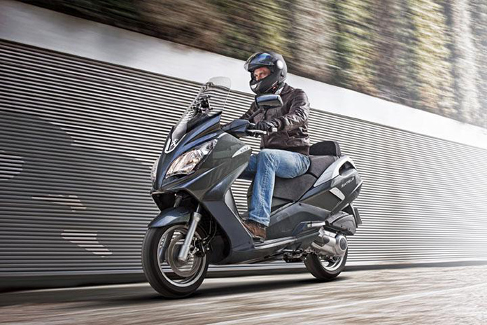 Peugeot Cuts Costs For Scooter Commuters