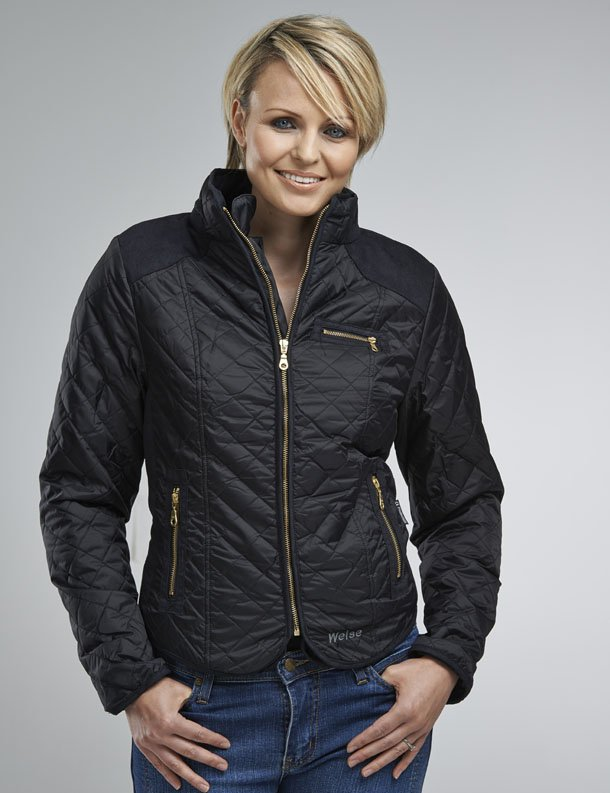 Ride Out In Style With Weise Ascot Jacket