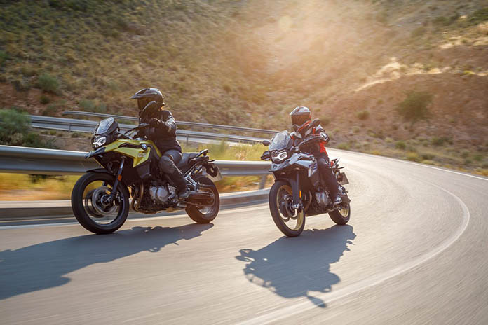 Scottoiler Extend Bmw Partnership For F750gs And F850gs Models