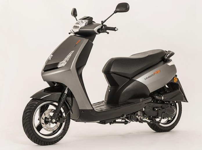 Sporty Look For Peugeot's Versatile Vivacity Scooter