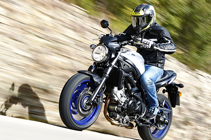 Suzuki Announces New Low-rate Finance Offer On Sv650 And Gsx-s1000 Models