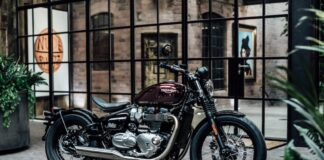 Triumph Launches Game Changing New Bobber At Glittering Celebrity Event In London