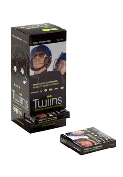 Twiins Hands-free Bluetooth Communication Systems